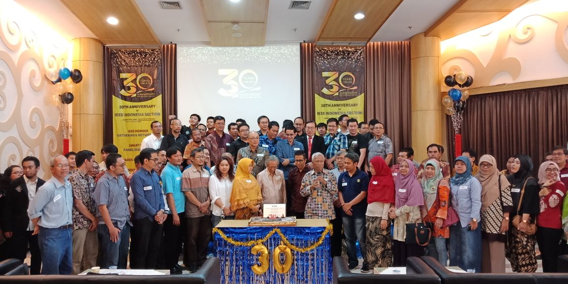 30th Anniversary of IEEE Indonesia Section