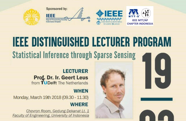 IEEE Distinguished Lecture