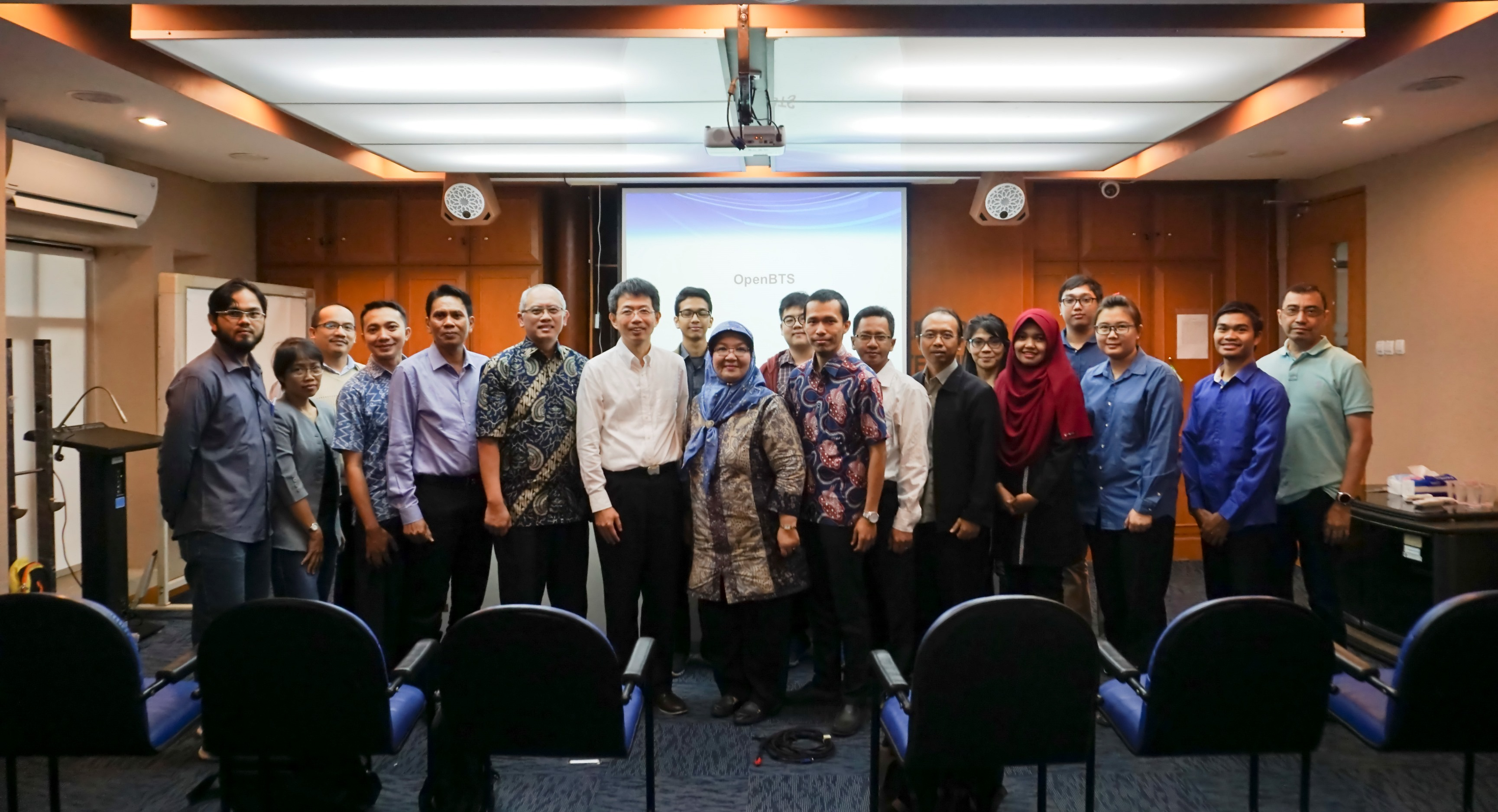 Short Course from Prof. Ray-Guang Cheng from NTUST