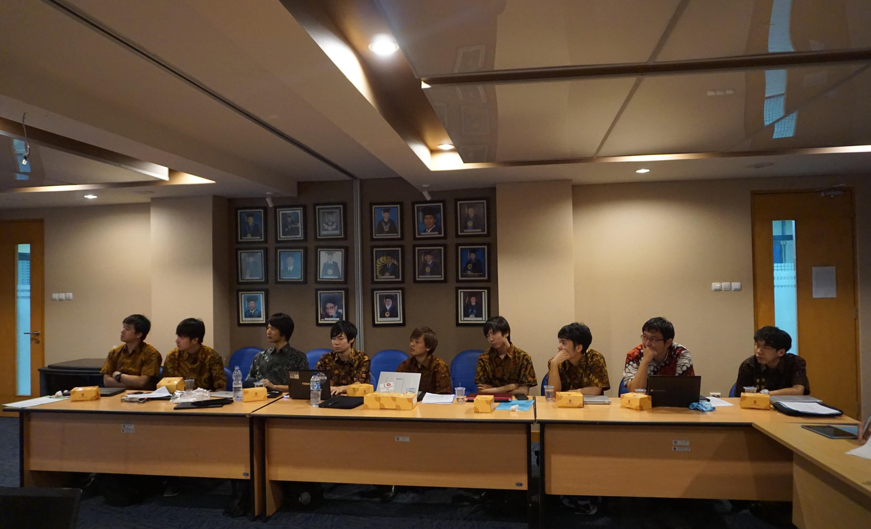 Shizuoka – Universitas Indonesia Join Workshop
